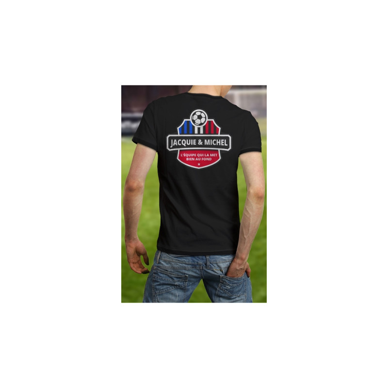 Tee-shirt  Football J M
