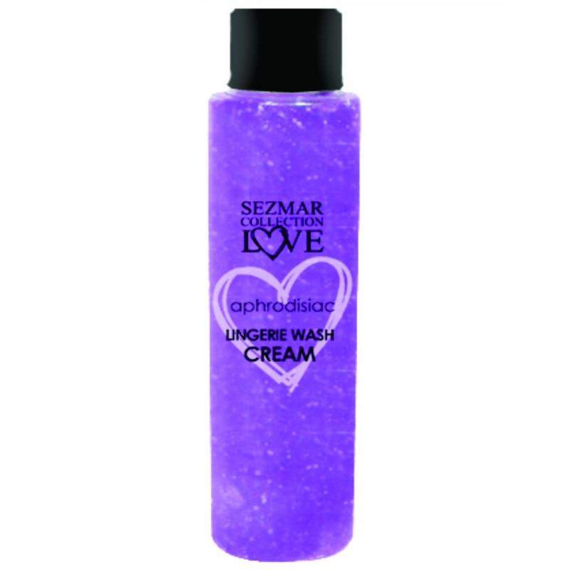 Crème lavante aphrodisiaque pour lingerie 125ml - SEZ023