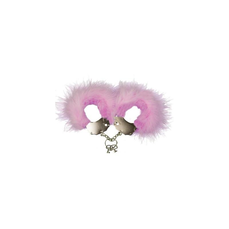 Menotte plume rose - ZAD30301