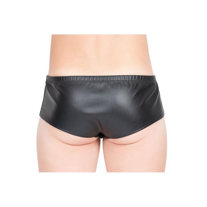 Mini Pants Risk - LM705-68BLK