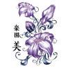 Tatouage éphémère - Plaque de 4 tattoos  - TAFantasy 3