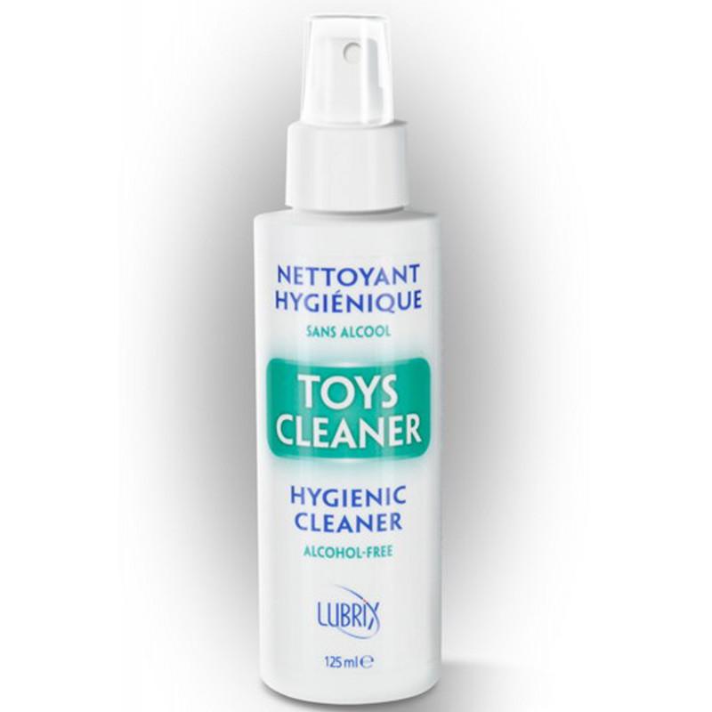 Nettoyant sextoys spray 125ml - CC810401