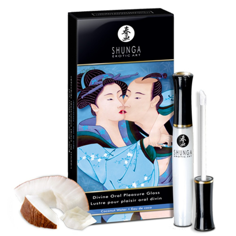 Gloss de plaisir oral coco 10ml - CC817910