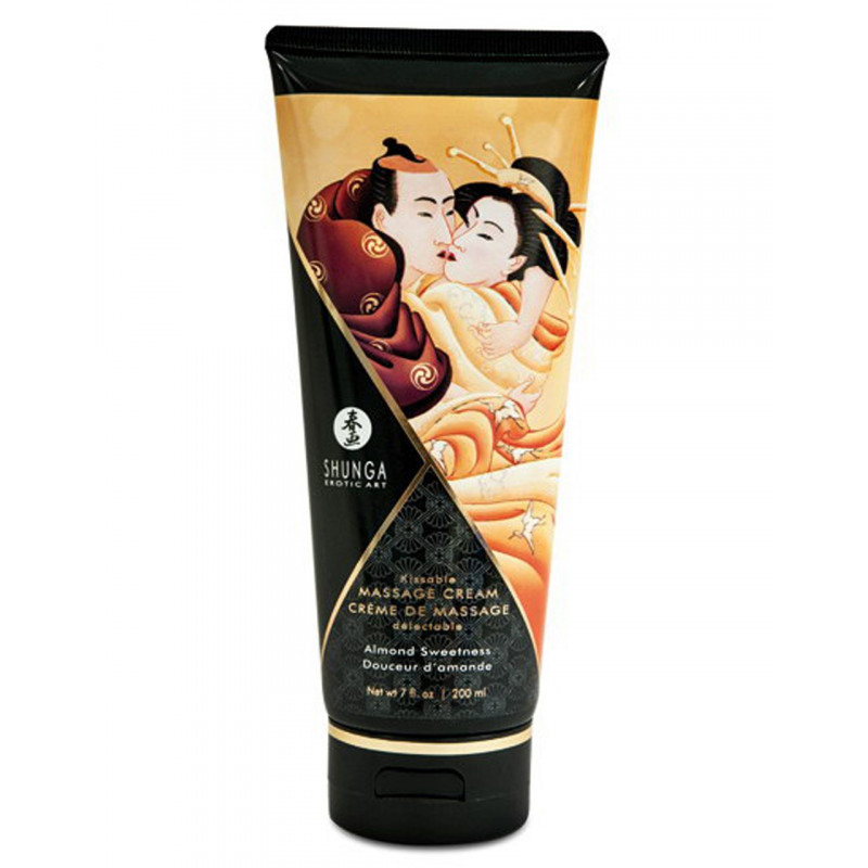 Crème hydrante de massage amande 200ml - CC814112