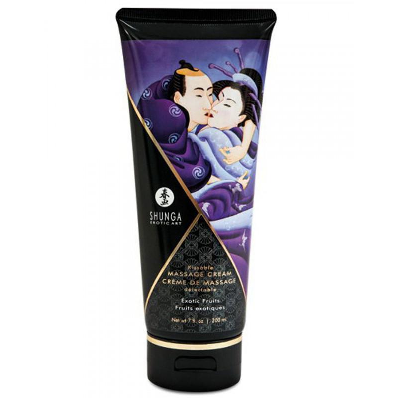 Crème hydrante de massage exotique 200ml - CC814102