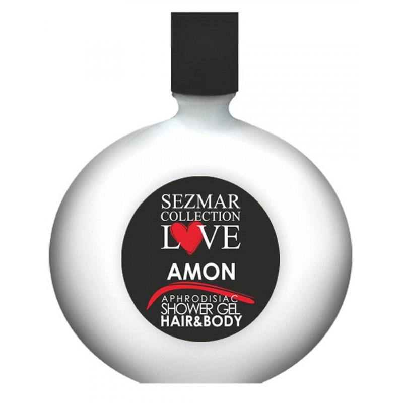 Gel douche aphrodisiaque parfum Amon 250ml - SEZ029A