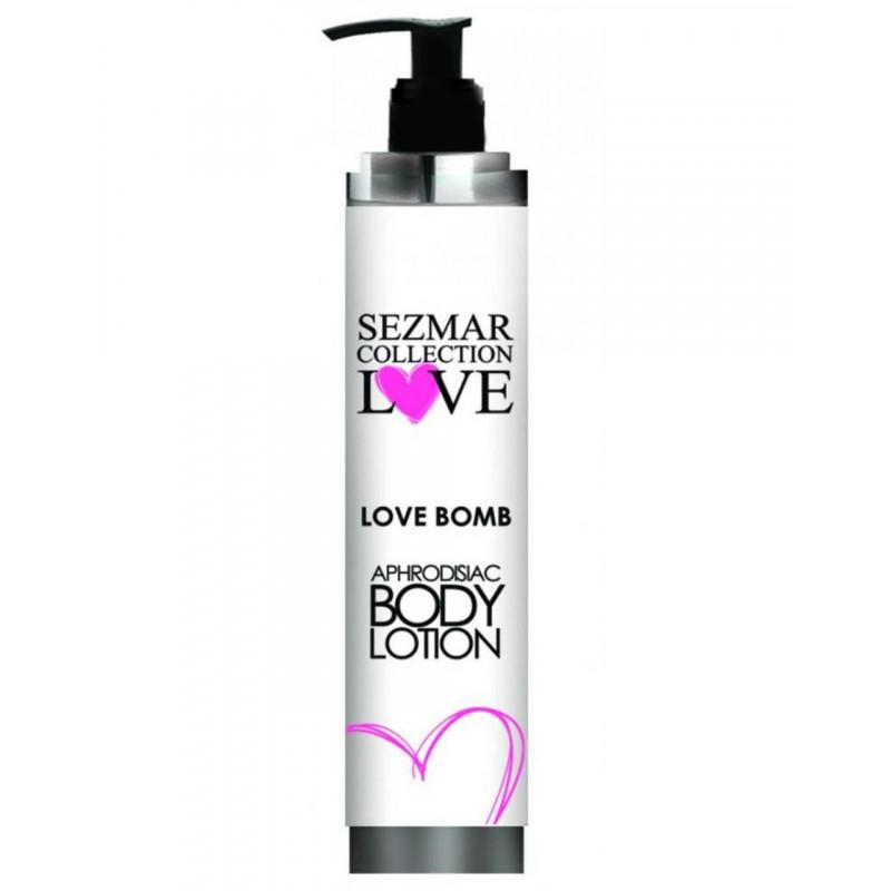 Crème hydratante aphrodisiaque de corps Love Bomb 200ml - SEZ019A