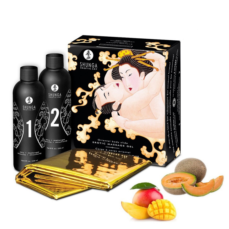 Gelée de massage oriental melon mangue - CC817702