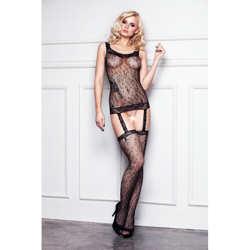 Bodystocking tigre