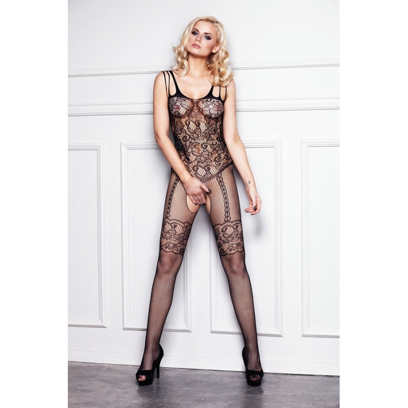 Bodystocking Floral