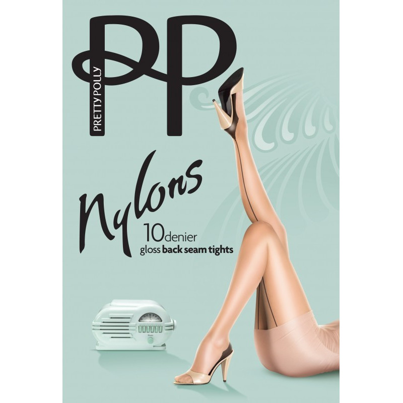 Collant Nylons couture