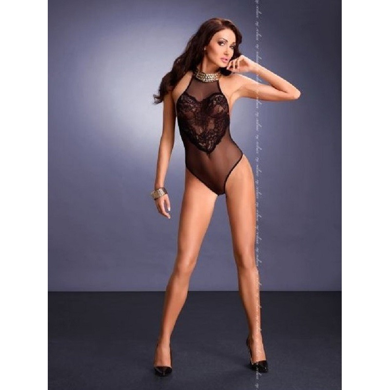 Body string Livia Noir Me Seduce