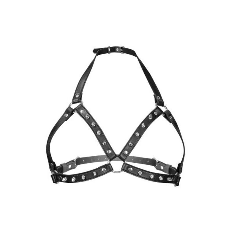 Harnais de poitrine avec pointes décoratives - CC570409
