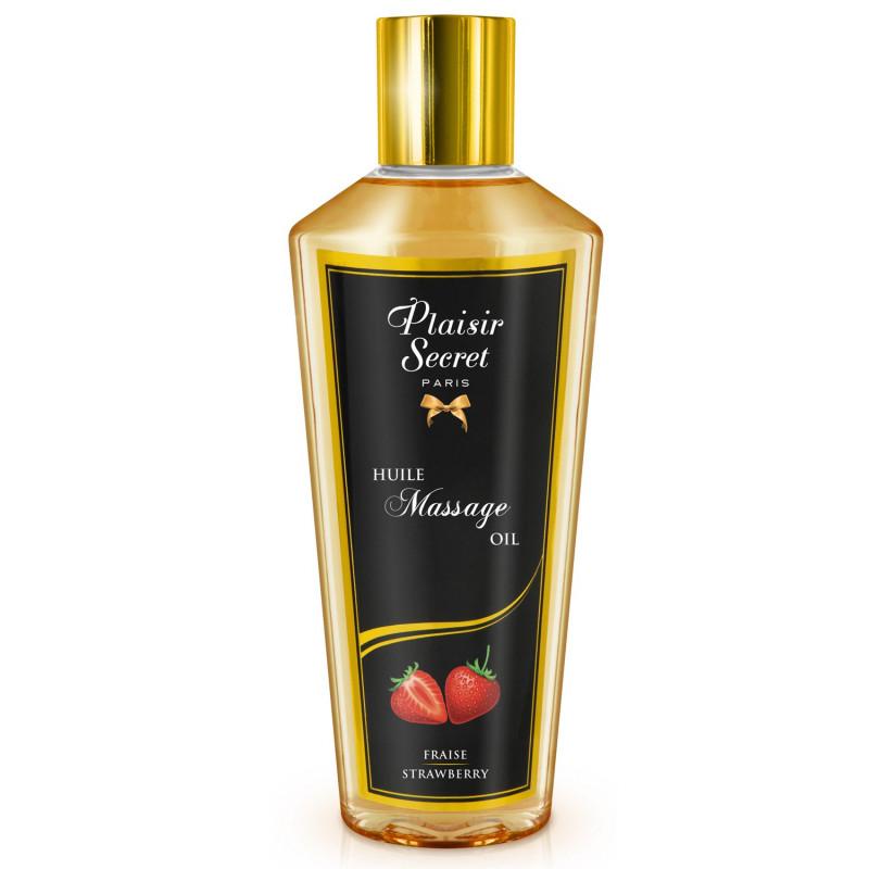Huile de massage sèche fraise 250ml - CC826075