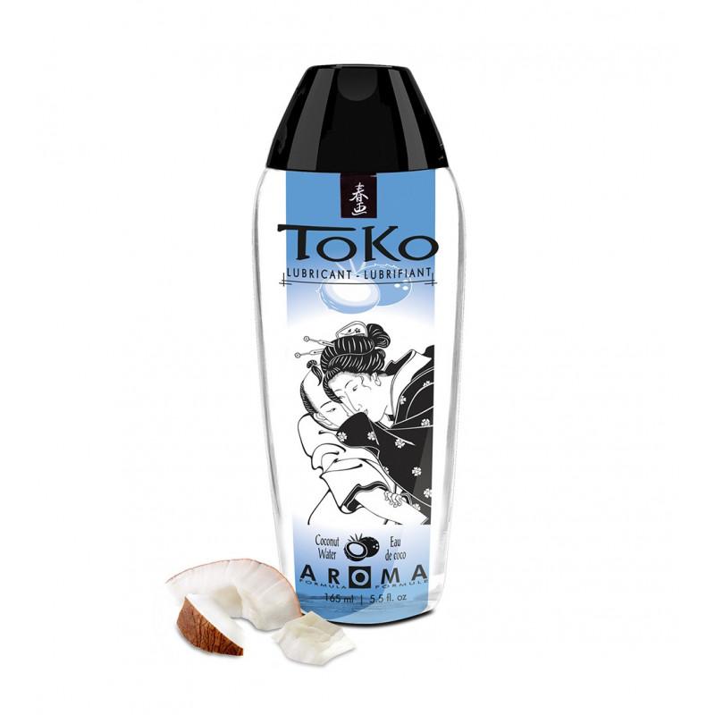 Lubrifiant lêchable eau de coco 165ml - CC9064101
