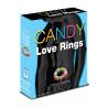 Lot de 3 cockrings bonbons Candy - CC501007