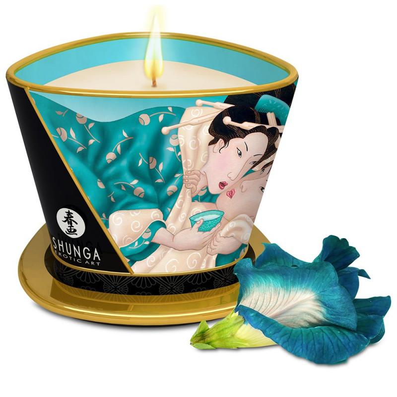 Bougie de massage fleurs des iles 170ml - CC9045247