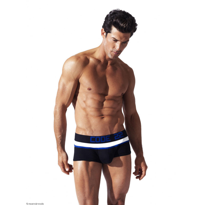 Boxer Double Stripe Code 22 01162