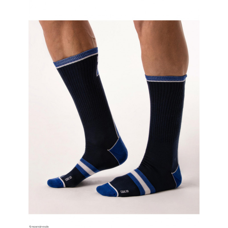 Chaussettes Track Code 22 8002COD