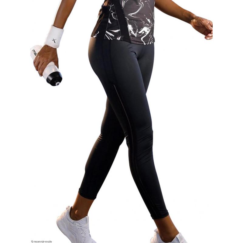 Legging de sport 7-8 Active noir Lascana LA0838L