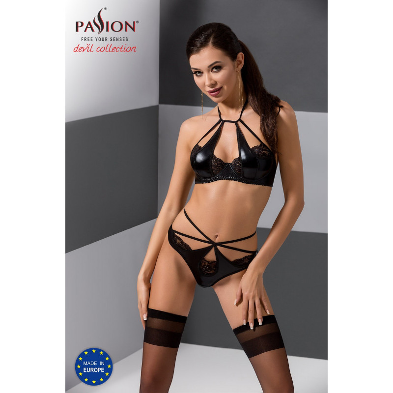 Navel Ensemble 2 pcs  - Noir