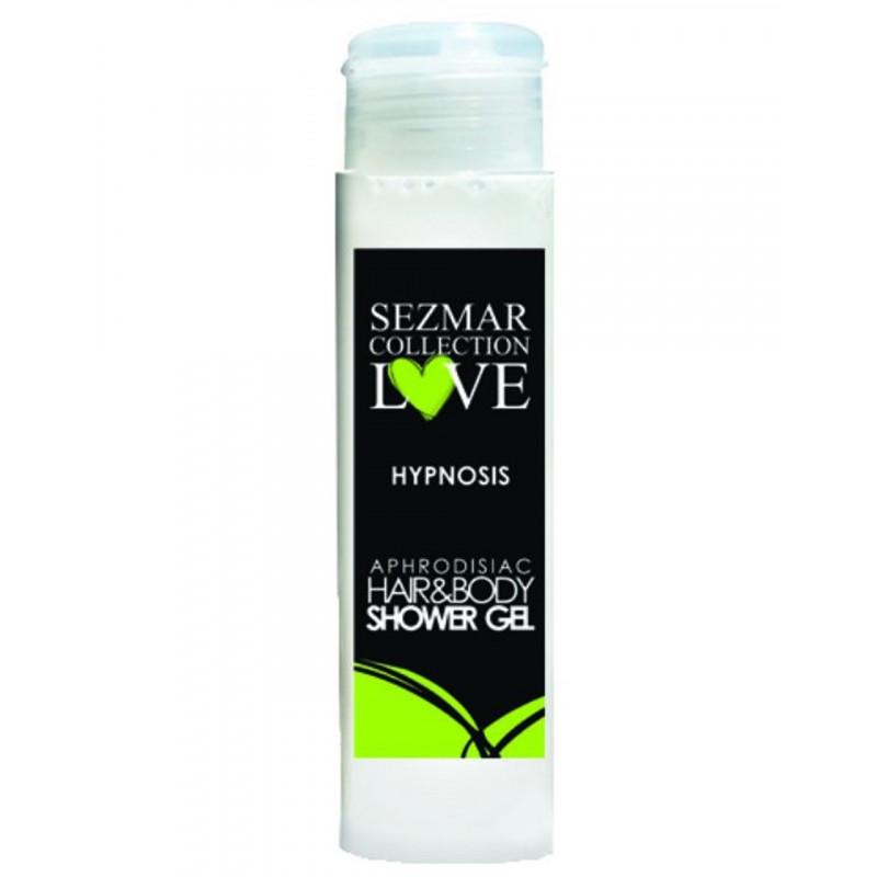 Gel douche aphrodisiaque parfum Hipnosis 50ml - SEZ012