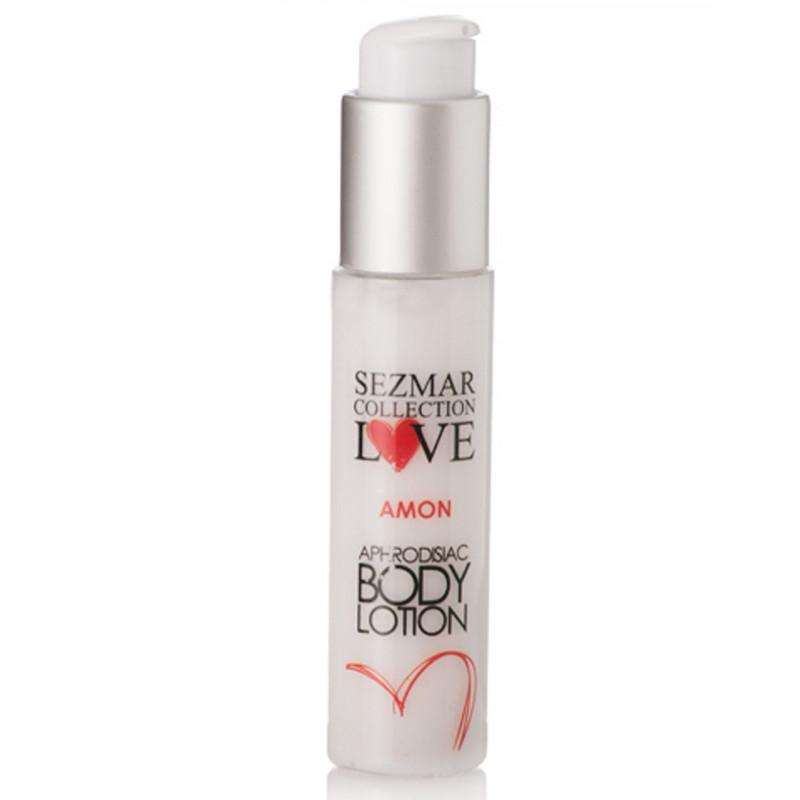 Crème hydratante aphrodisiaque de corps Amon 50ml - SEZ035