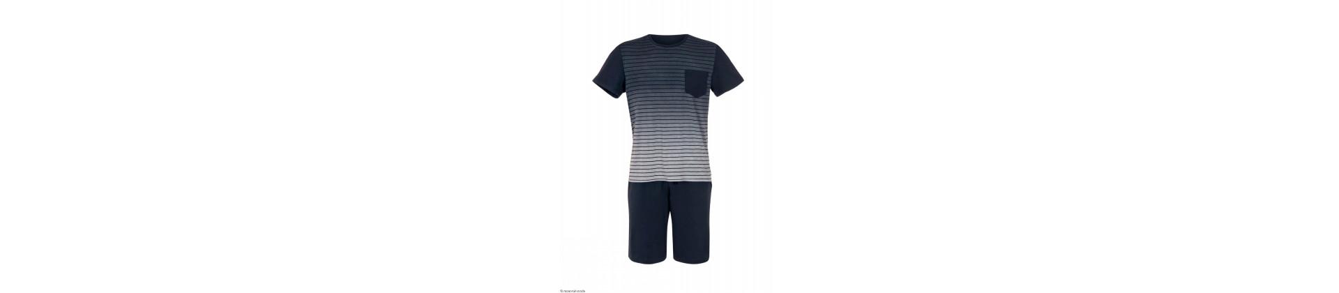 Pyjamas courts homme
