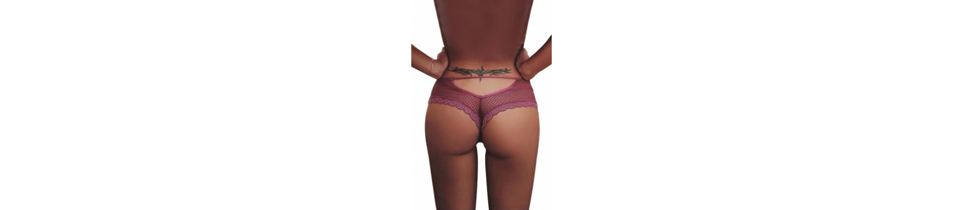 Culottes, Strings, Shorty, Pantys, Slips, Tangas, Bresiliens